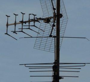 Antennista a Bellaria
